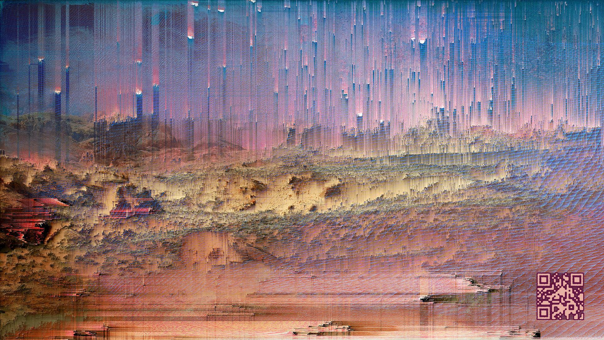 Artwork, untitled, southwest